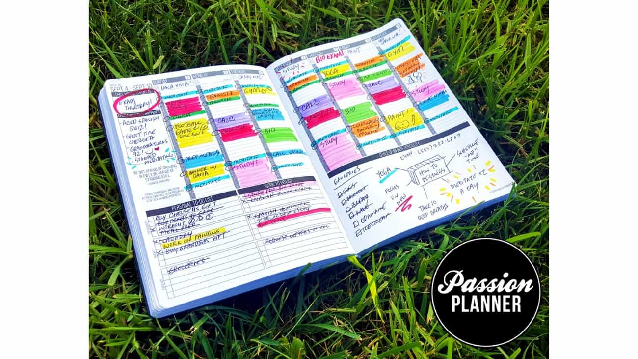 Planners for Bloggers Entrepreneurs