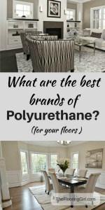 Best brands of polyurethane