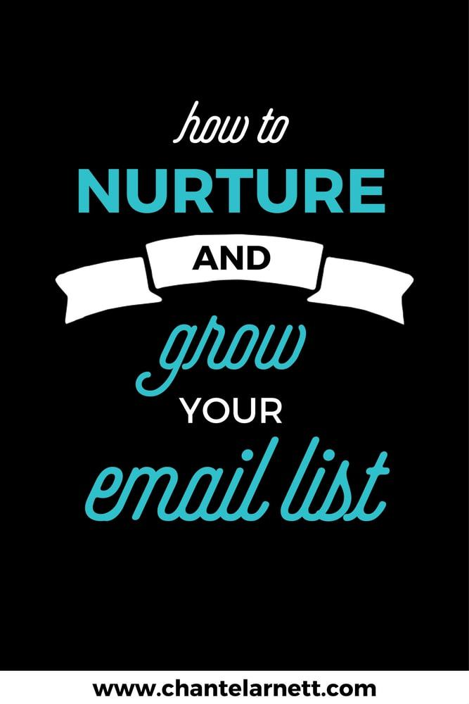 Everyone is telling you to grow and nurture your email list, right? Meet Meera Kothand - email marketing superhero! {Email Lists Simplified course}