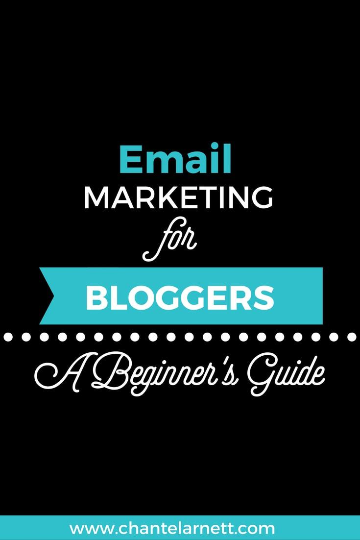 Email Marketing for Bloggers - A Beginner's Guide
