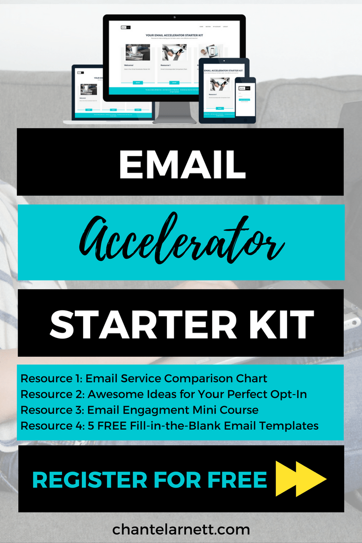 Register now to get your free email accelerator starting kit! Resources to make writing emails, easier, faster and more effective!