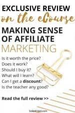 marketing affiliate