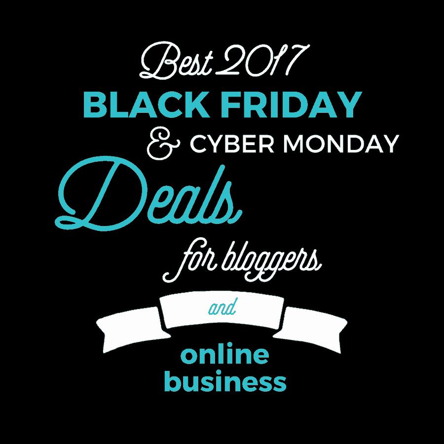 2017 Black Friday Deals