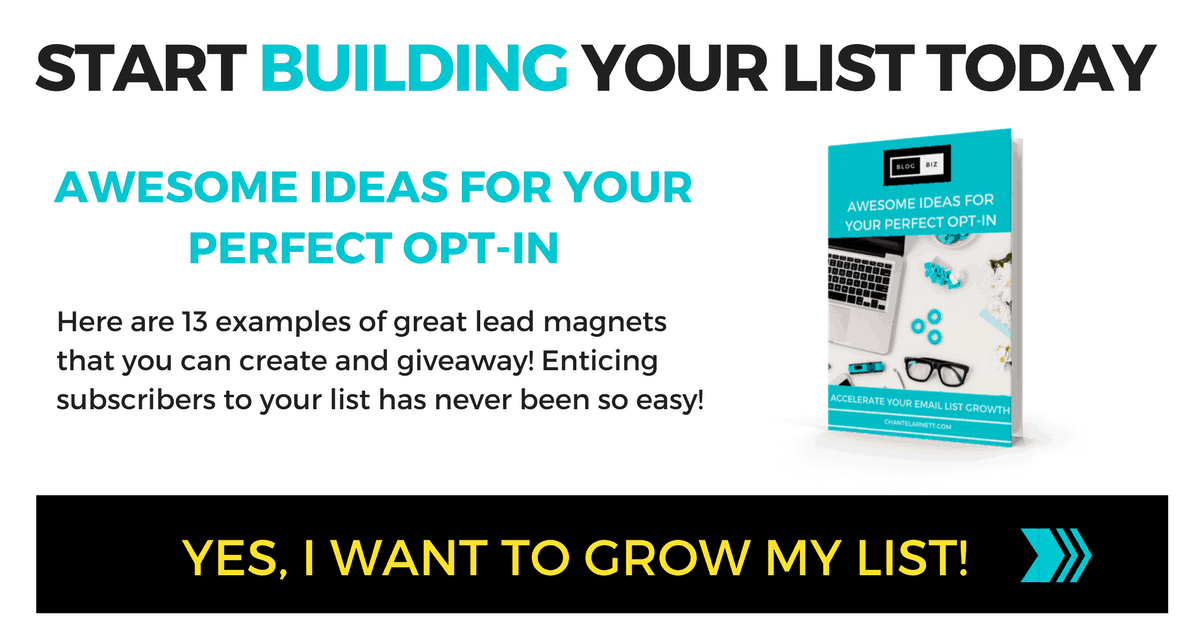 Awesome Ideas for your perfect opt-in