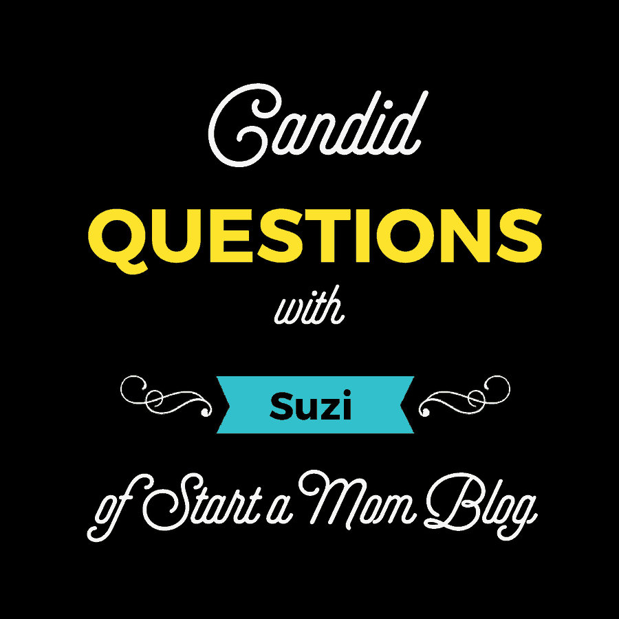 Interview with Suzi of Start a Mom Blog